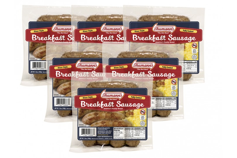 Thumann's Precooked Diner Sausage